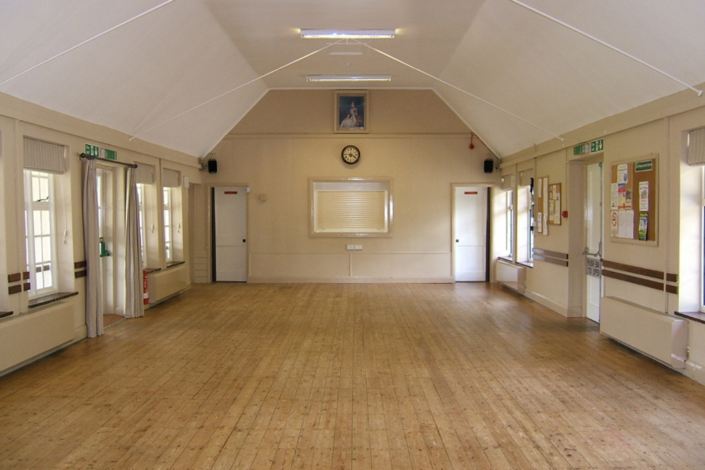 Hall Facilities