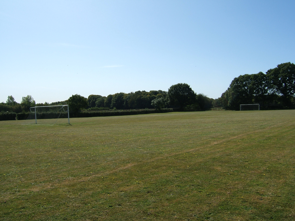 Parish Hall playing field and football pitch